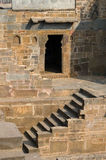 Chand Baori Stepwell in the village of Abhaneri Royalty Free Stock Photography