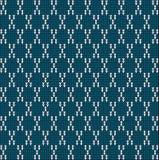 Chandail de tricotage 1234 de modèle illustration de vecteur