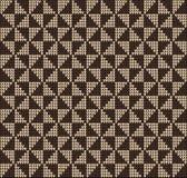 Chandail de tricotage de modèle illustration stock