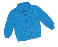 Chandail les enfants tricotés Image libre de droits