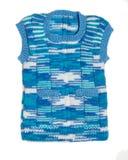 Chandail les enfants tricotés Photographie stock libre de droits