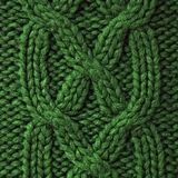 Chandail vert Photos libres de droits