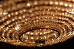 Chandelier stock image