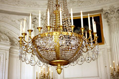 Free Chandelier Royalty Free Stock Photo - 49189015