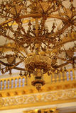 Chandelier of Armorial Hall Stock Photography
