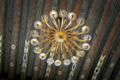 A chandelier Stock Photography