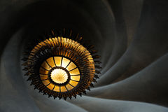 Chandelier in Casa Batllo Stock Photo
