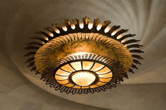 Chandelier. casa batllo - detail Stock Photography
