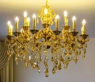 chandelier decorative Στοκ Φωτογραφία