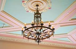 chandelier decorative στοκ εικόνες
