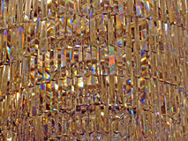 Chandelier detail Stock Image