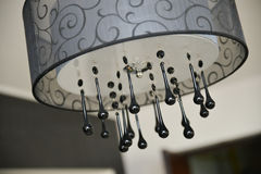 Chandelier detail Stock Photo