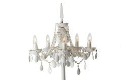 Chandelier light in interior, Chrystal chandelier close-up.crystal part from chandelier,chandelier, lighting, equipment, luxury, Royalty Free Stock Photo