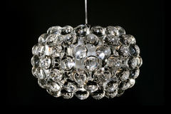 Chandelier loupe Stock Images