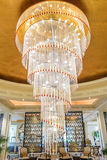 Chandelier Stock Photography