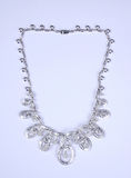 Chandelier Necklace Stock Photography