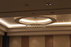 Chandelier. A picture of a chandelier royalty free stock photography