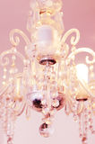 Chandelier royalty free stock image