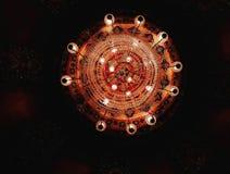 chandeliers imagem de stock royalty free