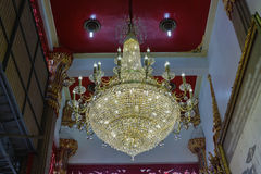 chandeliers Fotografia Stock