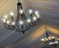Chandeliers Stock Photos