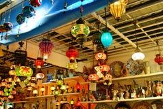 chandeliers Stock Afbeeldingen