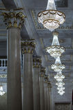 Chandeliers royalty free stock image