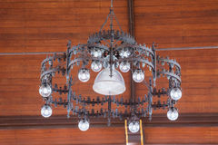 Chandeliers Stock Photography