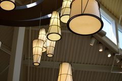 Chandeliers Royalty Free Stock Images