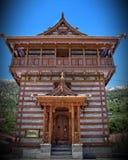 Chandika戴维寺庙,卡尔帕 免版税图库摄影