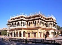 Chandra Mahal, Jaipur immagini stock