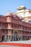Chandra Mahal przy Jaipur miasta pałac Fotografia Stock