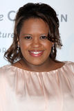 Chandra Wilson arrives at the 2012 United Friends of the Children Gala. LOS ANGELES - MAY 21:  Chandra Wilson arrives at the 2012 United Friends of the Children Stock Image