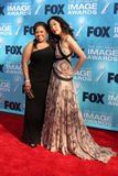 Chandra Wilson,Sandra Oh Stock Images