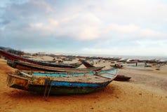 Chandrabhaga beach  puri odisha india royalty free stock photos