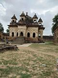 Chandrapur. Anchleshwar temple pics Royalty Free Stock Photography