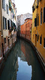 Chanel à Venise. Photo stock