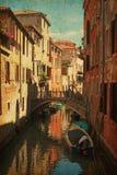 Chanel à Venise images libres de droits
