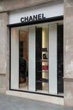 Chanel adatta la società Fotografia Stock Libera da Diritti