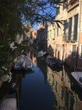 Chanel de Venezia foto de archivo libre de regalías
