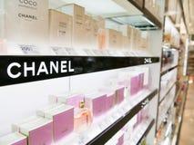 Chanel dofter Arkivbild