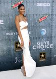 Chanel Iman. At the 2015 Spike TV`s Guys Choice Awards held at the Sony Pictures Studios in Culver City, USA on June 6, 2015 royalty free stock photography