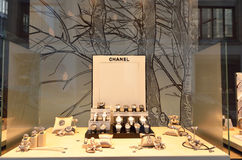 Chanel store in Germany Stock Image