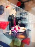 Chanel Showcase Printemps Paris 2016 Royalty Free Stock Image