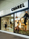 Chanel store Stock Photos