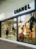 Chanel store Stock Photos