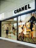 Chanel store Royalty Free Stock Photos