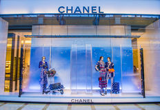 Chanel store Royalty Free Stock Image