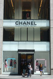 Chanel Store Royalty Free Stock Photography
