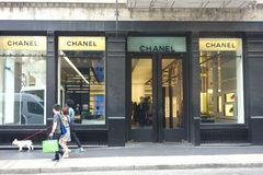 Chanel Stock Image